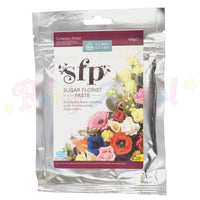 Squires Kitchen Sugar Flower Paste SFP - Cyclamen (Ruby) 100g