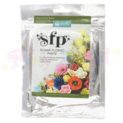 Squires Kitchen Sugar Flower Paste SFP - Holly & Ivy Green 100g