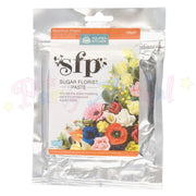 Squires Kitchen Sugar Flower Paste SFP - Nasturtium  (Orange/Red) 100g