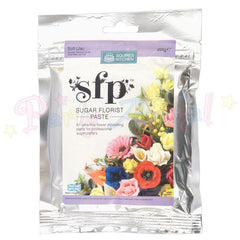 Squires Kitchen Sugar Flower Paste SFP - Soft Lilac 200g