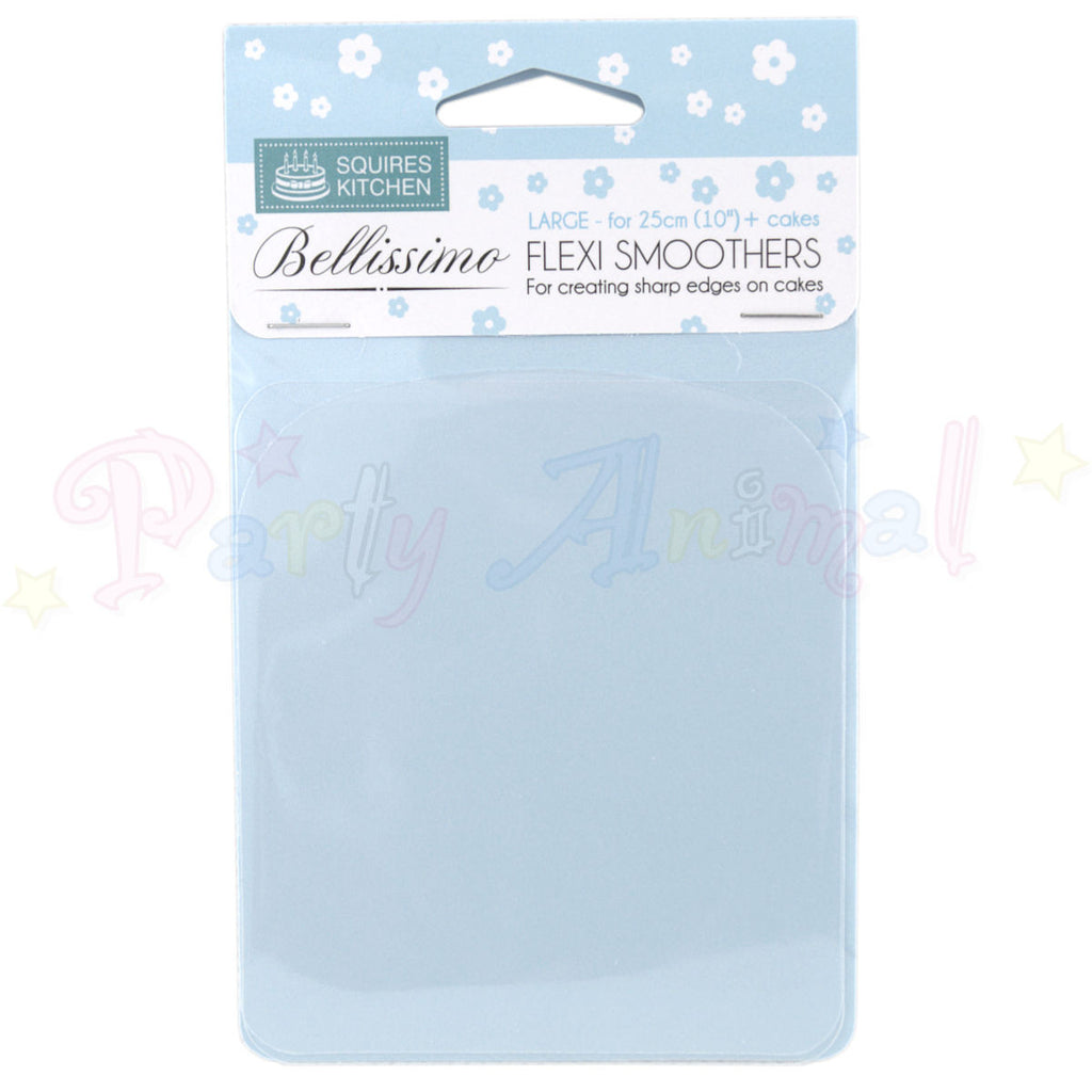 Squires Kitchen BELLISSIMO Flexi Smoothers - LARGE