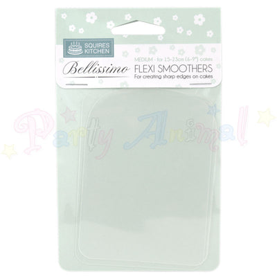 Squires Kitchen BELLISSIMO Flexi Smoothers - MEDIUM