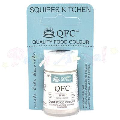Squires Kitchen Edible Lustre Powder PEARL