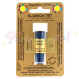 Sugarflair Colours NAVY BLUE Blossom Tint Dusting Powder