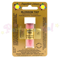 Sugarflair Colours DUSKY PINK Blossom Tint Dusting Powder