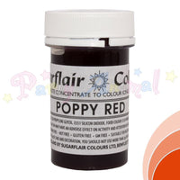 Sugarflair PASTE / GEL Food Colours - VALENTINE Set of 3
