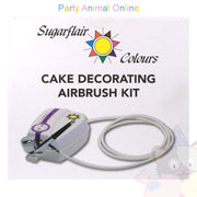 Sugarflair Cake Decorating Airbrush Kit