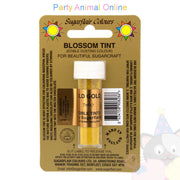 Sugarflair Colours OLD GOLD Blossom Tint Dusting Powder