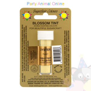 Sugarflair Colours OYSTER Blossom Tint Dusting Powder