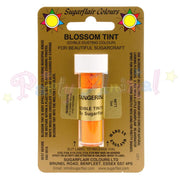 Sugarflair Colours TANGERINE Blossom Tint Dusting Powder