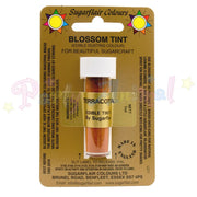 Sugarflair Colours TERRACOTTA Blossom Tint Dusting Powder