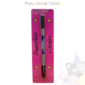 Sugarflair Edible Ink Double Ended Food Colour Pens - ROYAL BLUE