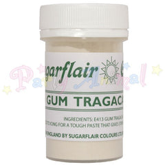 Sugarflair - Superior Gum Tragacanth Powder - 14g