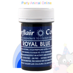 Sugarflair Spectral Paste ROYAL BLUE Food Colour