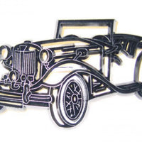Patchwork Cutters VINTAGE CAR