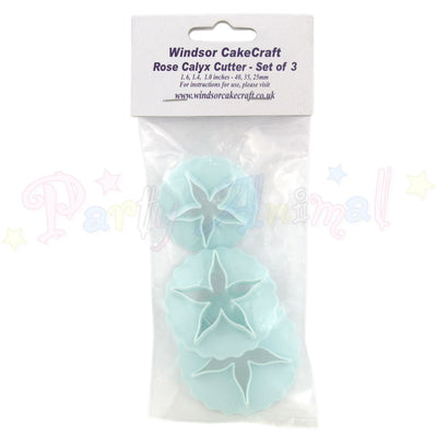 Windsor Products - Rose Calyx Cutter Set of 3