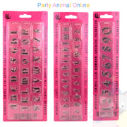 Windsor Clikstix Alphabet Cutters FULL Set - GOTHIC (Upper, Lower & Numbers)