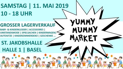 Glücksthaler goes to Yummy Mummy Market