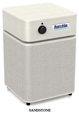 Austin Air Systems - HealthMate Junior Plus Air Purifier - SANDSTONE # HR250