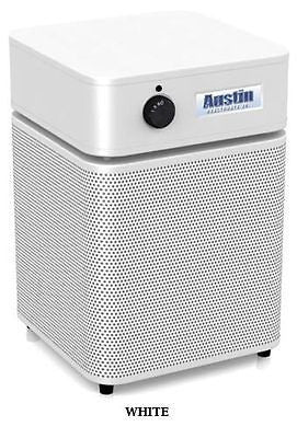 Austin Air Systems - HEALTHMATE JUNIOR AIR PURIFIER - WHITE # HR200