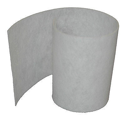 Austin Air Systems - Replacement Pre-Filter - Junior Size - WHITE - # F200