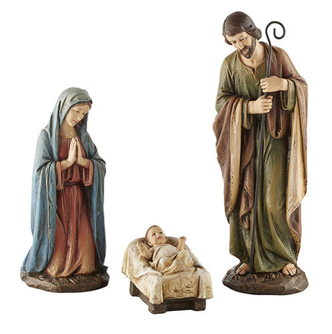 "16"" High Nativity Set"