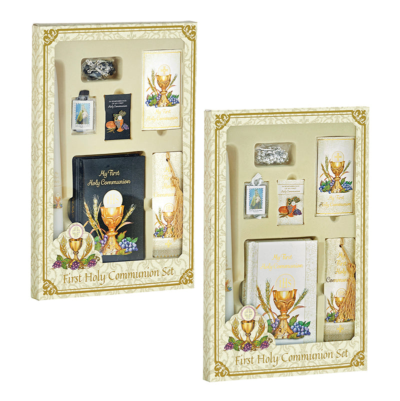 Bread Of Life Deluxe First Communion Boxed Set