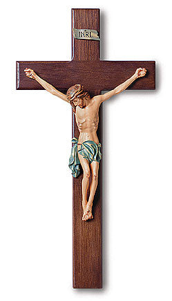 "13"" Traditional Crucifix"