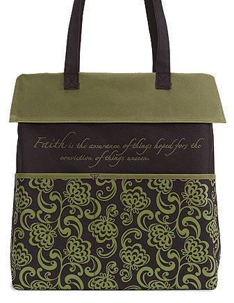 Faith Inspirational Hand Bag