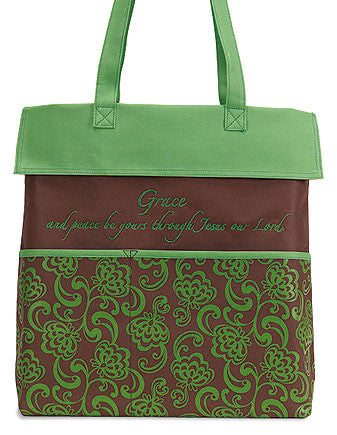 Grace Inspirational Hand Bag