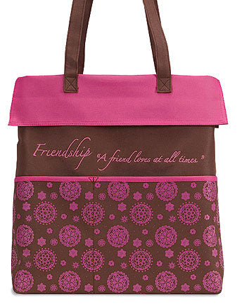 Friendship Inspirational Hand Bag