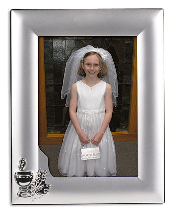 First Communion Photo Frame with Chalice