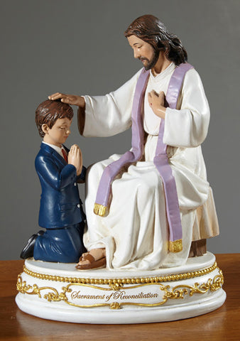 Reconciliation Figurine - Boy