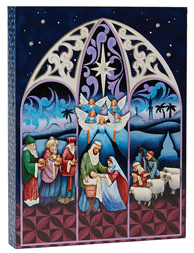 Nativity Light Box