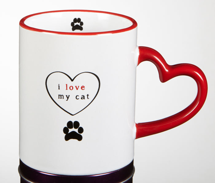 Mug-I Love My Cat