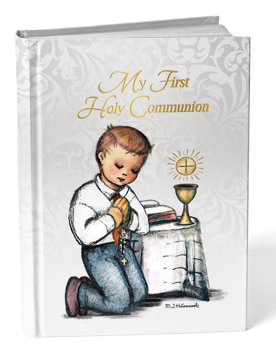Hummel® First Communion Mass book - boy