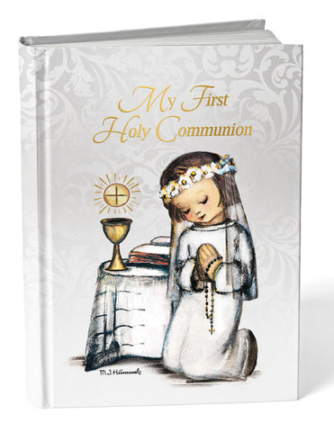 Hummel® First Communion Mass book girl