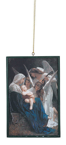 "4"" Song of Angels Ornament"