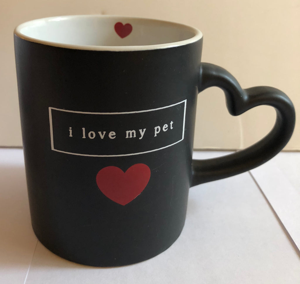 I love My Pet 11 oz.  Mug