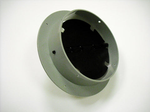 DS00206: Duct Collar with Damper for Rotary Disc & Drum
