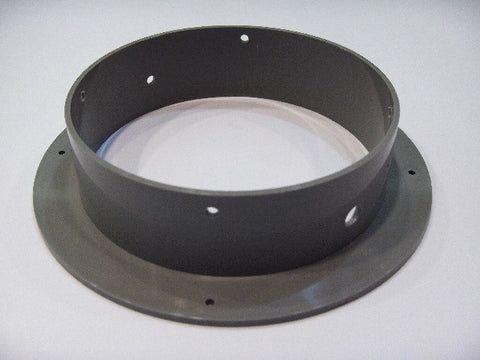 HPC020: Duct collar for use with Rotary Disc, Pulse Flow Through & Drum Humidifiers