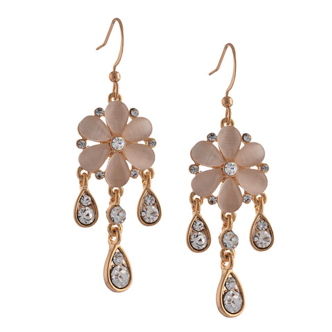 Fashion Hook Dangle & Drop Earrings For Women