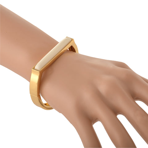 Fashion Gold Plated Trendy Bracelet For Girls Adjustable Free Size - StompMarket