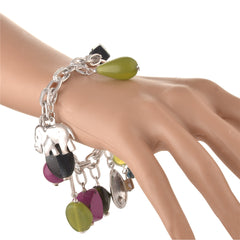 Ornamenta Fashion Beaded Hand Bracelet Adjustable Free size for Girls - StompMarket
