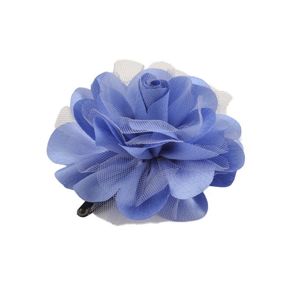 Kids Girls Handmade Single Flower Tic Tac/Hair Pin/Hair Clip