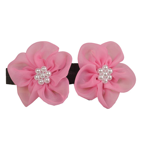 Kids Girls Flower Soft Stretchable Lace Head Band/Hair Band - StompMarket