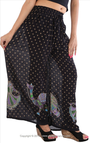 Women Printed Plazo Pant