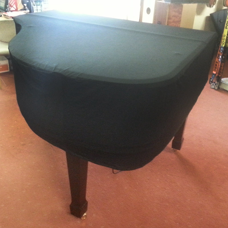Steinhoven Grand Piano Dust Cover – Black 275cm