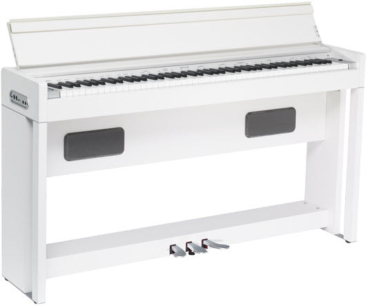Compact Space-Saving Piano