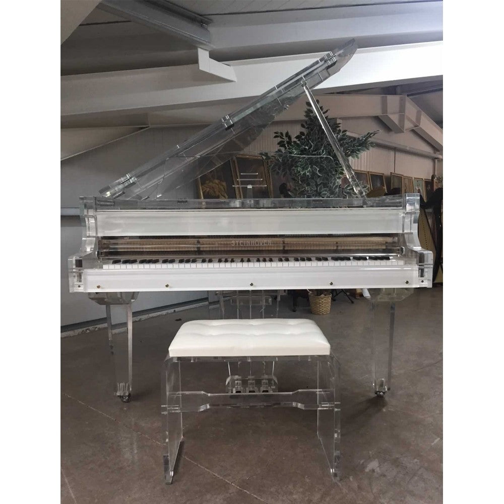 STEINHOVEN SG170 CRYSTAL GRAND PIANO